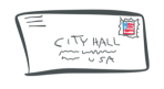 envelope-mail-to-city-hall