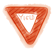 yield-sign