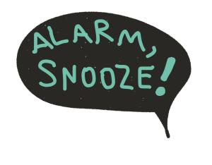 alarm-snooze