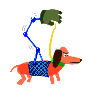 dog-leash