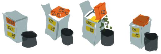 fridge-to-trash-outline