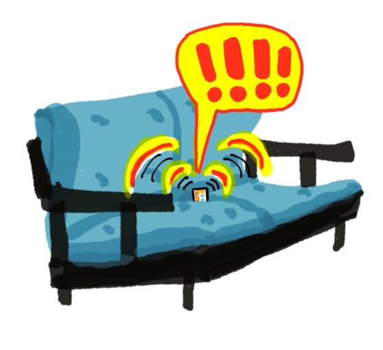 sofa-phone-ring