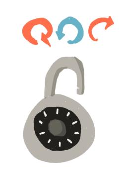 lock-rotate