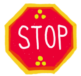 stop-yellow-dots-3