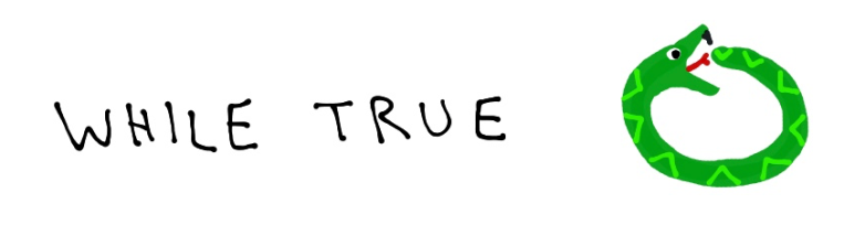 while-true