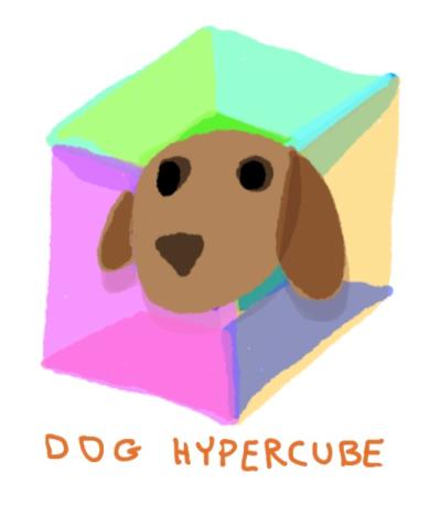 dog-hypercube