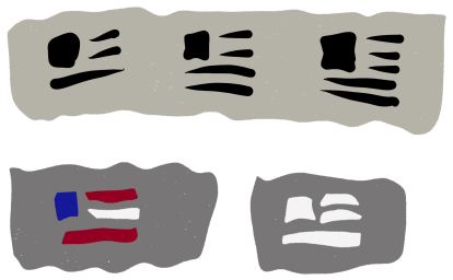 6a-us-flag-sketch-style