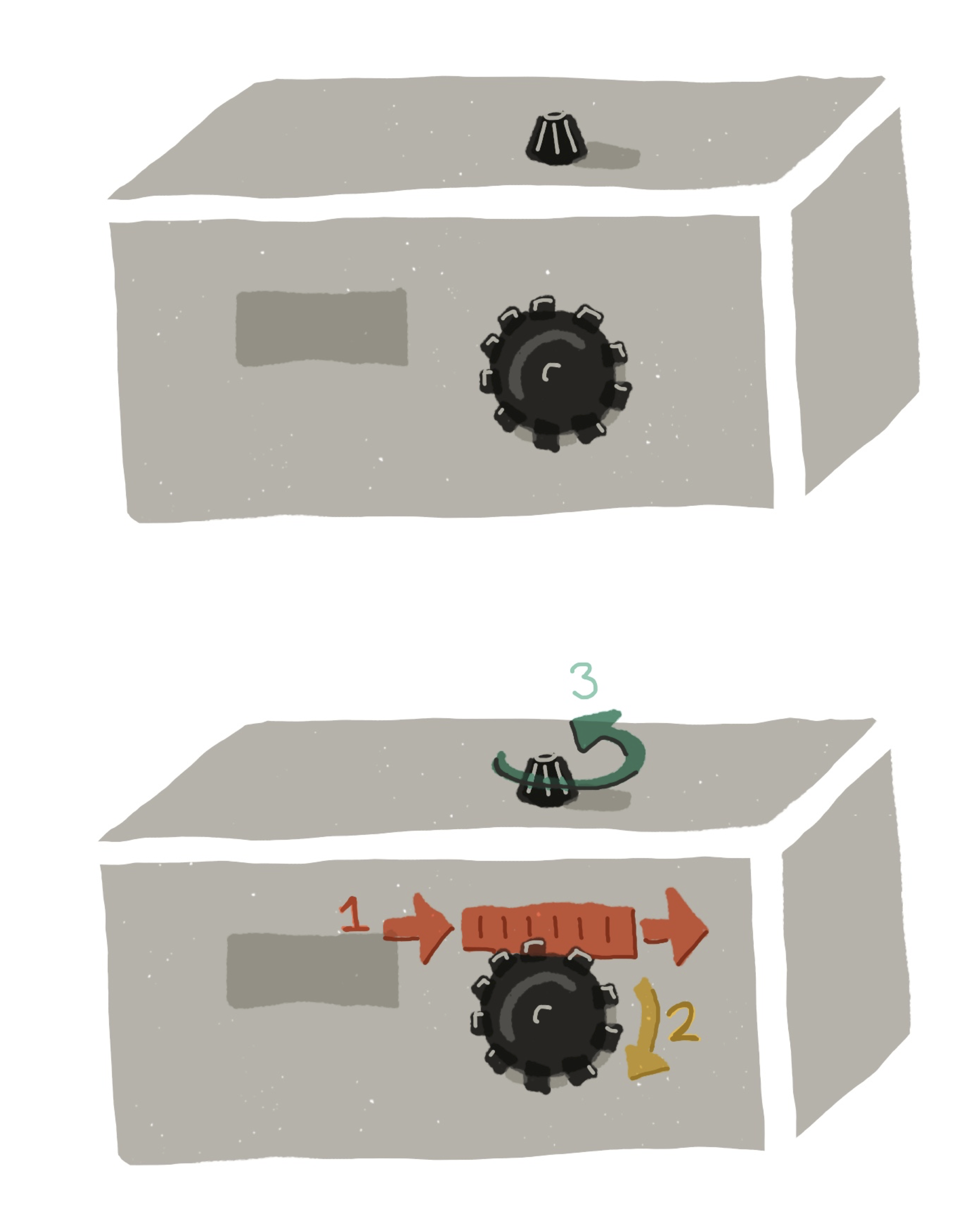 shelf-with-gear-interface