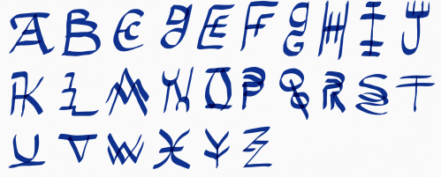 fancy-alphabet