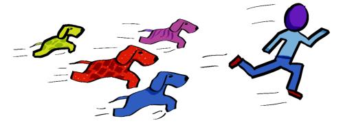 1-run