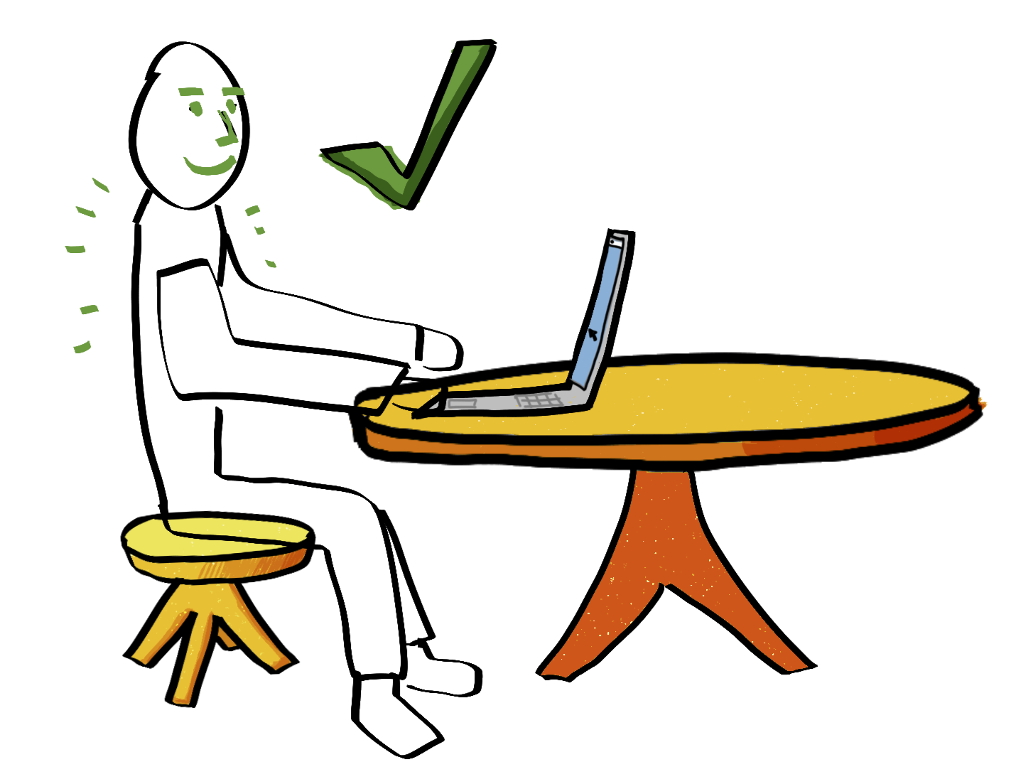3-ideal-sitting-position
