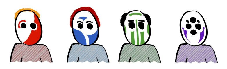 1c-masks-plus-hair